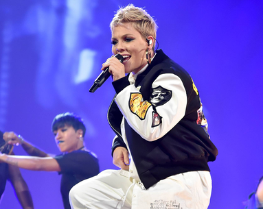 Pink Fires Back at Internet Troll Who Says She Looks Old