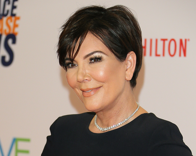 Kris Jenner's Bikini Selfie Is All the #Goals