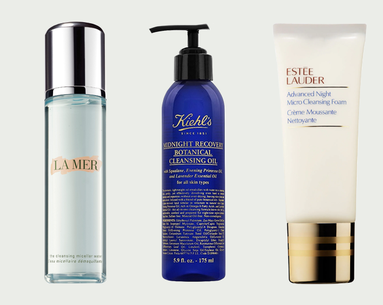 5 New Products That Do More Than Just Clean Your Face
