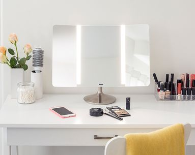 These High-Tech Mirrors Have Impressive Features to Help Your Makeup and Skin Look Better