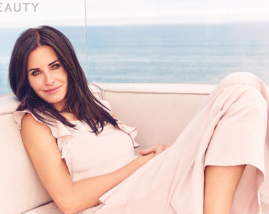 Courteney Cox Gets Candid