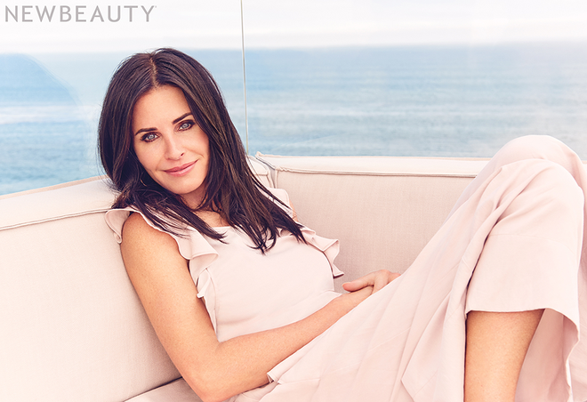 Courteney Cox Regrets Fillers - NewBeauty