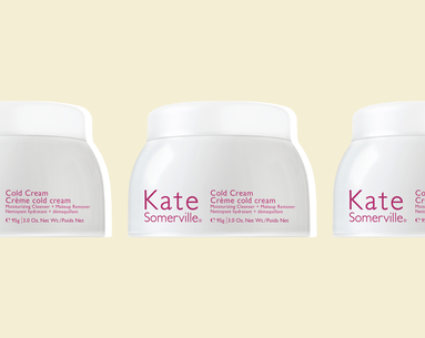 Kate Somerville Is Bringing Cold Cream Back and It's SO Good