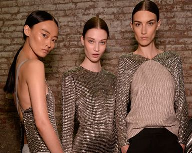The Best Beauty Looks From NYFW Spring/Summer 2015