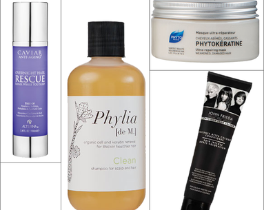Hair Yes! 10 Anti-Breakage Products