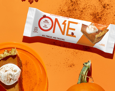 These Pumpkin Pie Protein Bars Taste Like Dessert With Just 1 Gram of Sugar