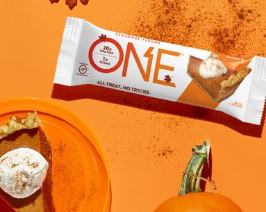 These Pumpkin Pie Protein Bars Taste Like Dessert With Just 1 Gram of Sugar