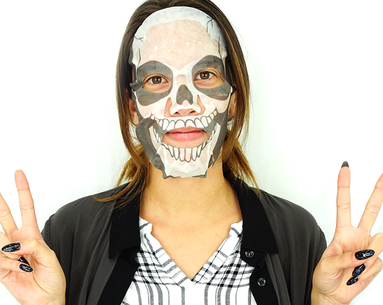 5 Face Masks That Let You Skip the Halloween Costume