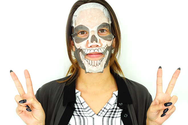 5 Face Masks That Let You Skip the Halloween Costume  sc 1 st  NewBeauty & Halloween costume face masks - Active Ingredients - Skin Care The ...
