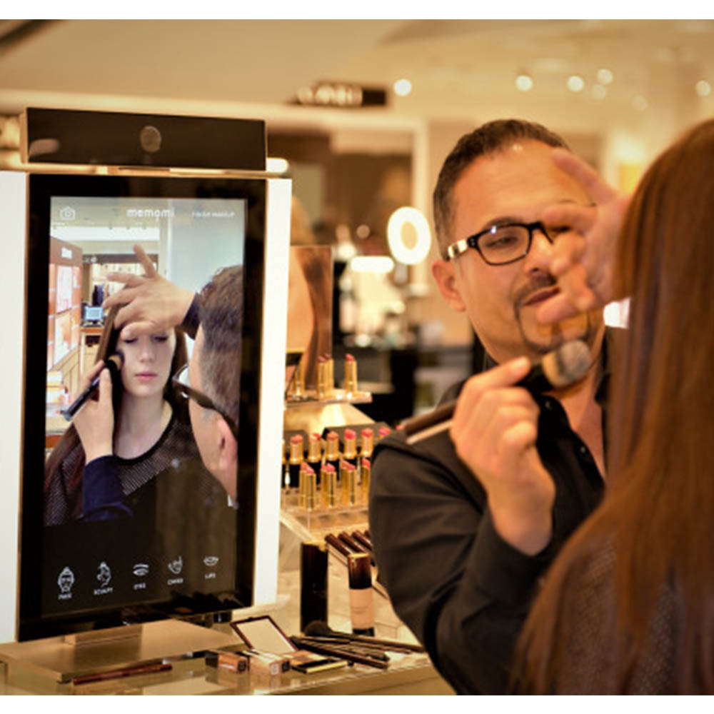 High Tech Mirrors For Better Makeup Newbeauty