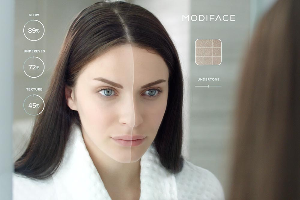 Modiface Skin Ai Adult Acne Skin Care Dailybeauty The Beauty