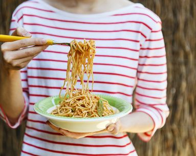 Stop Everything: New Health Study Says There's No Reason to Skip Pasta