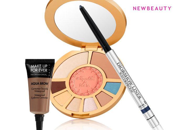 Best Waterproof Makeup: Bronzer Blush Eyeshadow - Tips + Tutorials - Makeup - DailyBeauty - The Beauty Authority - NewBeauty The Best New Waterproof Makeup - 웹