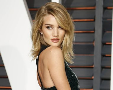 Rosie Huntington-Whiteley Snapchatted Her Entire Skin Care Routine and We're Hooked