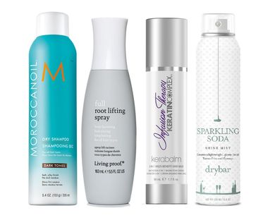 7 Products To Keep at Your Desk For a Mid-Day Hair Boost