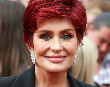 "Sharon Osbourne Says She's on Her ""Third Face"""