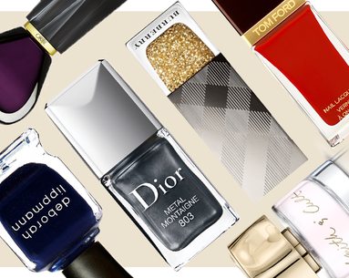 Every Nail Polish You Need This Winter