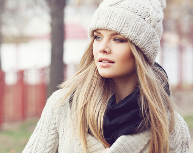 3 Most Common Winter Hair Problems, Solved