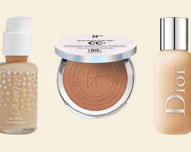The Best Non-Sticky Foundations for Summer