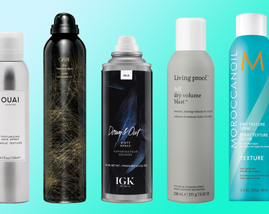 Dry Texture Sprays Are the New Products That Will Change Your Hairstyle for the Better
