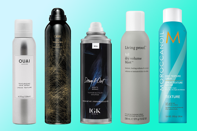 Dry Texture Sprays Are The New Products That Will Change You Fine