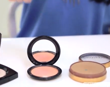 How to Apply Bronzer, Blush and Luminizer