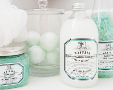 These $9 Bath Salts Are as Close to Buying a Spa as You Can Get at Target
