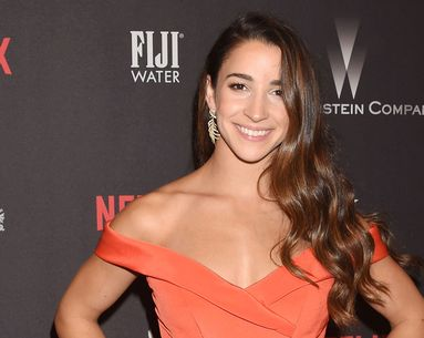Aly Raisman Reveals The Treatments That Help Her Stay Calm and Focused