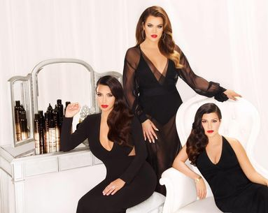 Kim, Khloé and Kourtney Kardashian Reveal Their Best Beauty Tips