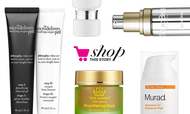 The Top 15 At Home Peels Newbeauty