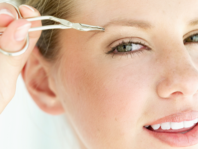 What To Do If You Tweezed Or Waxed Too Much From Eyebrows Sparse