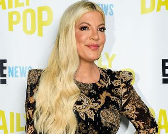 "Tori Spelling's Recent Makeover Wasn't as ""Painful"" as She Thought It Would Be"