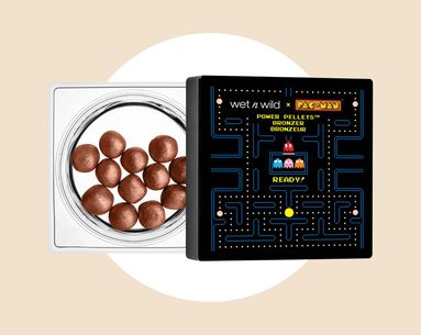 This $7 Pac-Man Makeup Is the Most Perfect Mix of Pop Culture and Believable Bronze