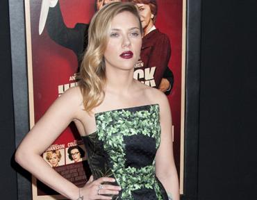 Four Moves That Transformed Scarlett's Body