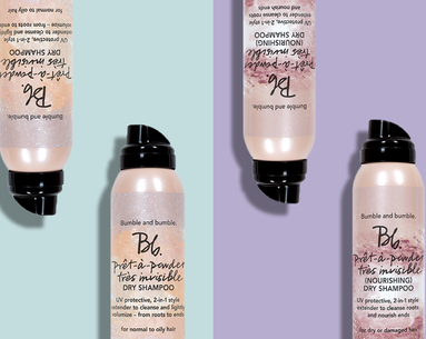 Why These New Dry Shampoos Are Different From the Rest