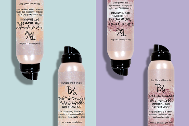 Bumble And Bumble New Invisible Pret A Powder Dry Shampoo Oily