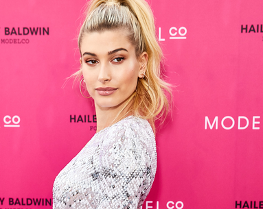 Hailey Baldwin on Full Brows, Cupid's Bows and Spinning Around for The Perfect Selfie