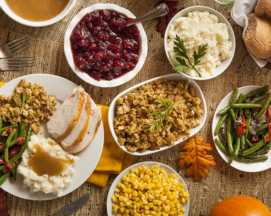 Have a Happier and Healthier Thanksgiving