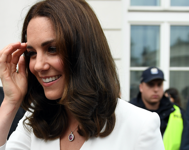 The Reason You'll Never See Kate Middleton Wearing This One Beauty Product