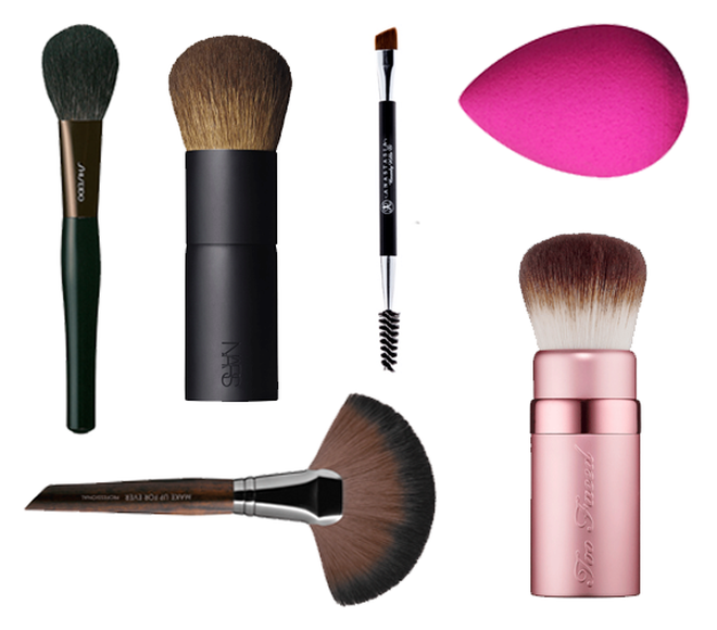 Buyers Guide To Makeup Brushes , NewBeauty