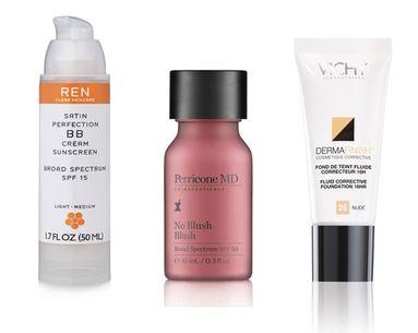 Makeup With Serious Benefits