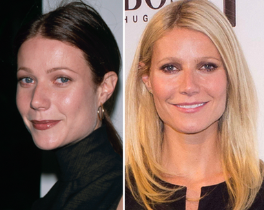 Gwyneth Looks the Same 20 Years Later