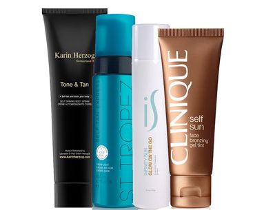 6 Foolproof Self-Tanners to Try Now