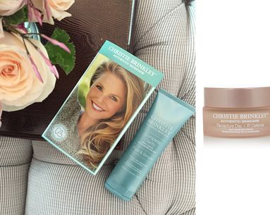 How Christie Brinkley is Beating Wrinkles