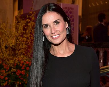 Demi Moore Credits This $75 Crystal Sculpting Tool for Her Age-Defying Look