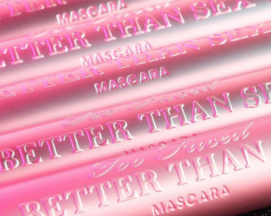 Too Faced Is Being Asked to Change Its Mascara Claims, but the Reason Isn't What You Think