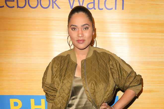 ayesha curry opens up about her  u201cbotched boob job u201d
