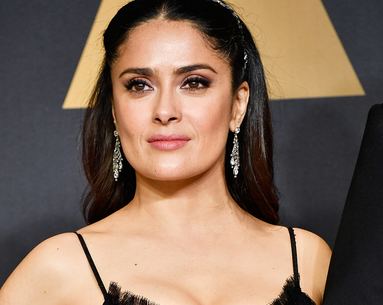 Salma Hayek Calls This Her Secret Trick to Avoiding Botox