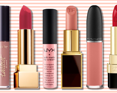 The Best Matte Lipsticks That Won't Dry Out Your Lips