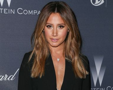 Ashley Tisdale Dishes on Her New Beauty Line, Fashion Collection and So Much More